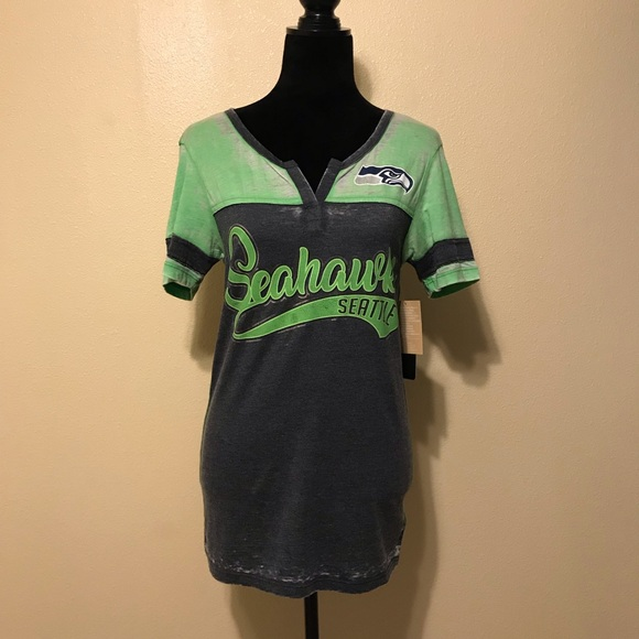 e08e8ce4 Women's NFL Seattle Seahawks Football Jersey NWT